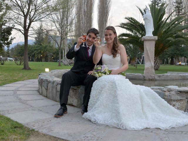 El matrimonio de Magalí y Cristóbal en Paine, Maipo 2
