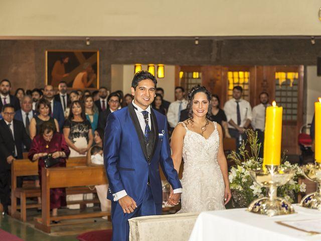 El matrimonio de Pablo y Macarena en Las Condes, Santiago 12