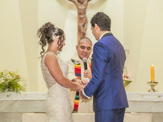 El matrimonio de Pablo y Macarena en Las Condes, Santiago 16