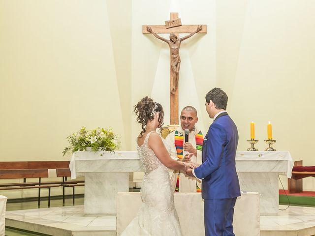 El matrimonio de Pablo y Macarena en Las Condes, Santiago 18