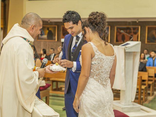 El matrimonio de Pablo y Macarena en Las Condes, Santiago 20