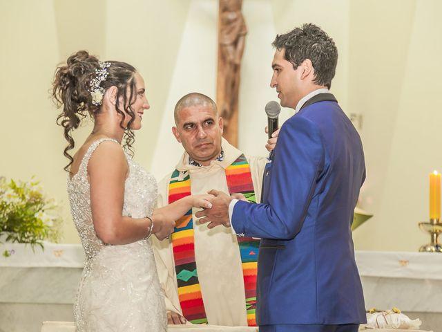 El matrimonio de Pablo y Macarena en Las Condes, Santiago 22