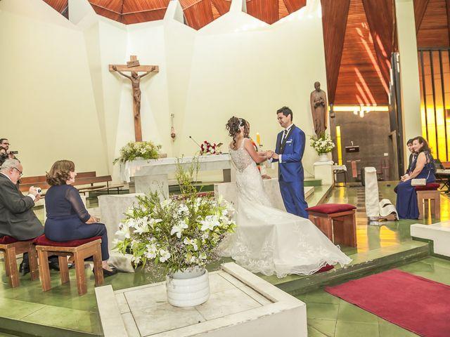 El matrimonio de Pablo y Macarena en Las Condes, Santiago 23