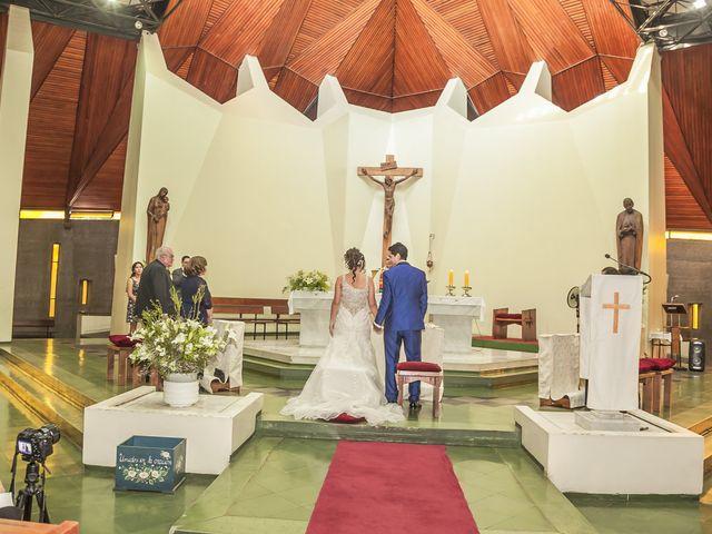 El matrimonio de Pablo y Macarena en Las Condes, Santiago 24