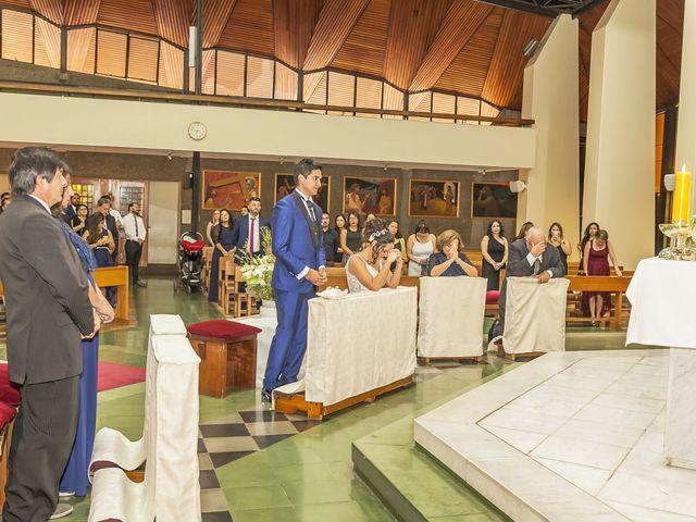 El matrimonio de Pablo y Macarena en Las Condes, Santiago 25