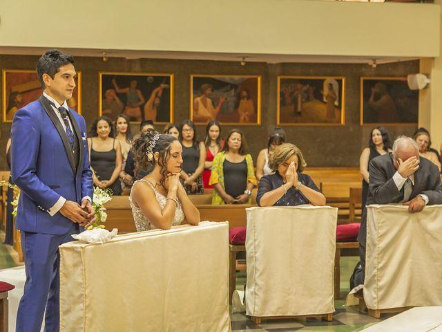 El matrimonio de Pablo y Macarena en Las Condes, Santiago 26