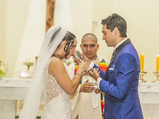 El matrimonio de Pablo y Macarena en Las Condes, Santiago 29