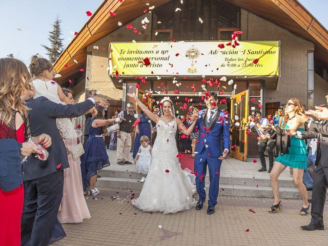 El matrimonio de Pablo y Macarena en Las Condes, Santiago 45