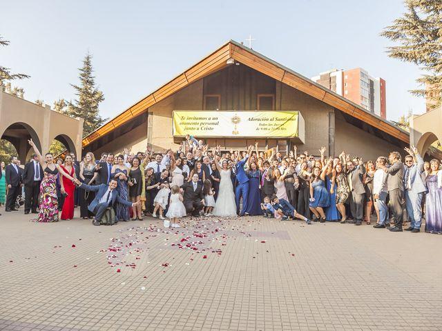 El matrimonio de Pablo y Macarena en Las Condes, Santiago 46