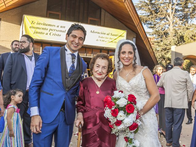 El matrimonio de Pablo y Macarena en Las Condes, Santiago 47