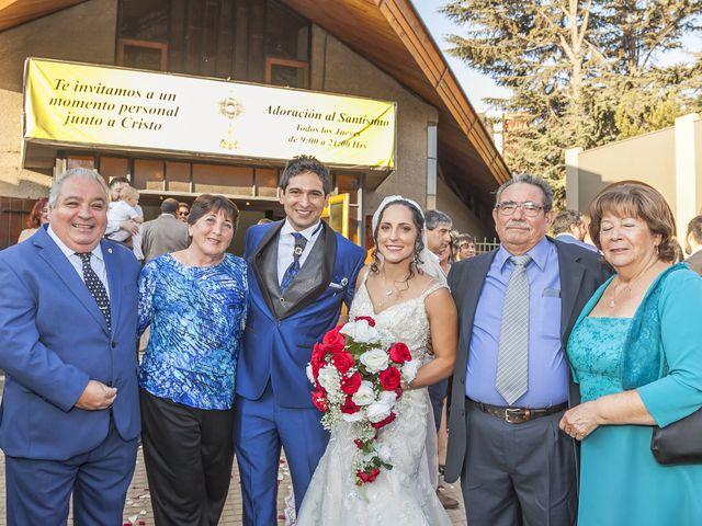 El matrimonio de Pablo y Macarena en Las Condes, Santiago 48