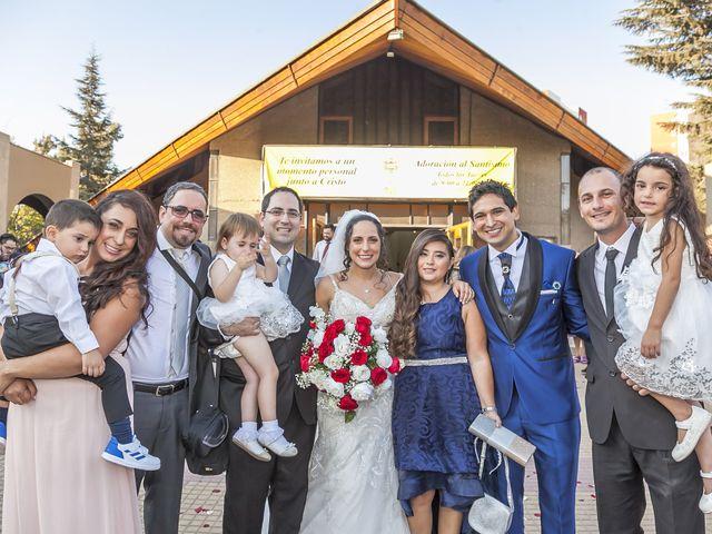 El matrimonio de Pablo y Macarena en Las Condes, Santiago 49