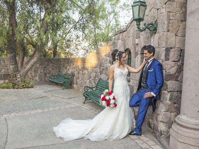 El matrimonio de Pablo y Macarena en Las Condes, Santiago 1
