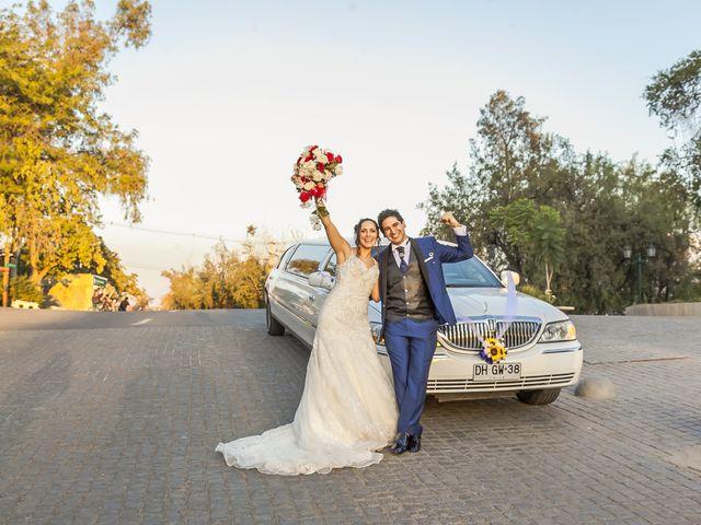 El matrimonio de Pablo y Macarena en Las Condes, Santiago 54