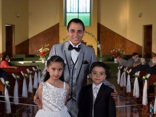 El matrimonio de Margarita y Marcos 1