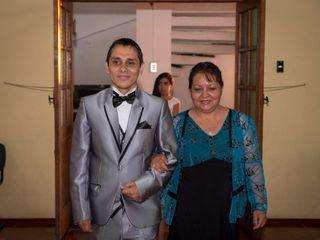 El matrimonio de Margarita y Marcos 3