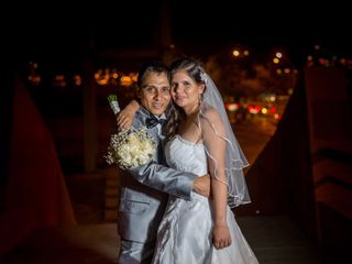 El matrimonio de Margarita y Marcos