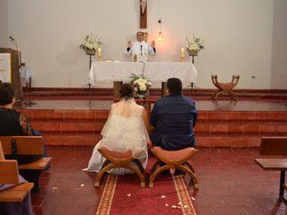 El matrimonio de María Jose y Victor 2
