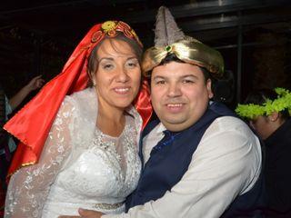 El matrimonio de María Jose y Victor