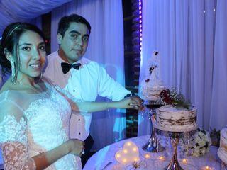 El matrimonio de Daniela  y Jorge