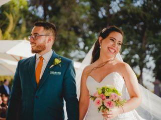 El matrimonio de Karen y Bastián