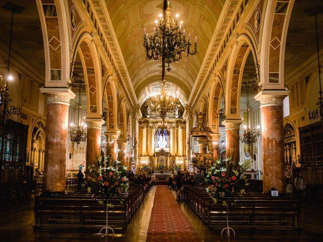 El matrimonio de Emilio  y Catalina en Santiago, Santiago 6