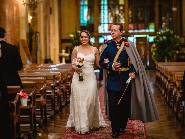 El matrimonio de Emilio  y Catalina en Santiago, Santiago 9