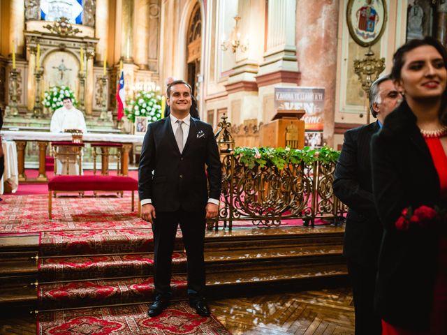 El matrimonio de Emilio  y Catalina en Santiago, Santiago 10