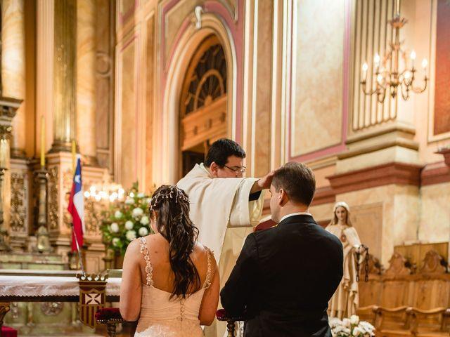 El matrimonio de Emilio  y Catalina en Santiago, Santiago 13