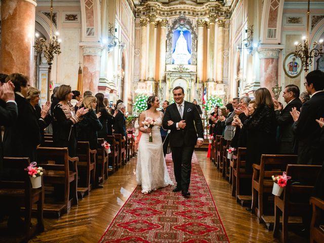 El matrimonio de Emilio  y Catalina en Santiago, Santiago 15