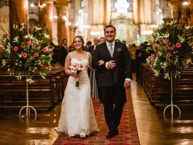 El matrimonio de Catalina y Emilio