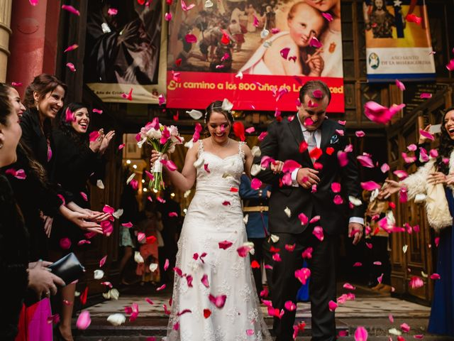 El matrimonio de Emilio  y Catalina en Santiago, Santiago 16