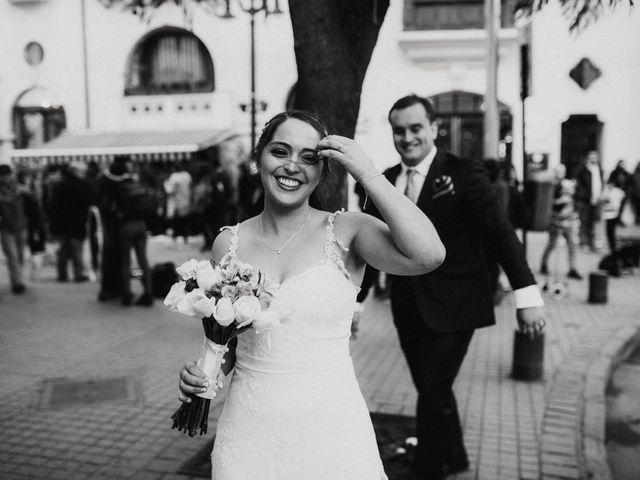 El matrimonio de Emilio  y Catalina en Santiago, Santiago 18