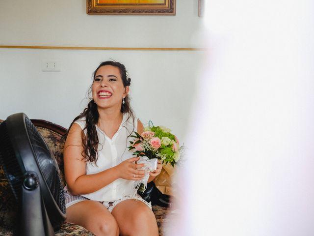 El matrimonio de Bastián y Karen en San Bernardo, Maipo 21