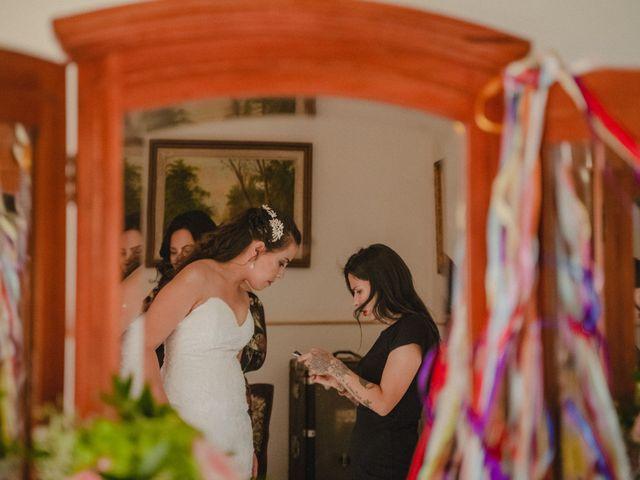 El matrimonio de Bastián y Karen en San Bernardo, Maipo 27