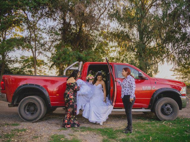 El matrimonio de Bastián y Karen en San Bernardo, Maipo 36