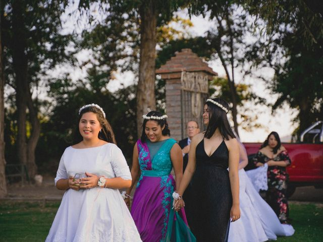 El matrimonio de Bastián y Karen en San Bernardo, Maipo 38
