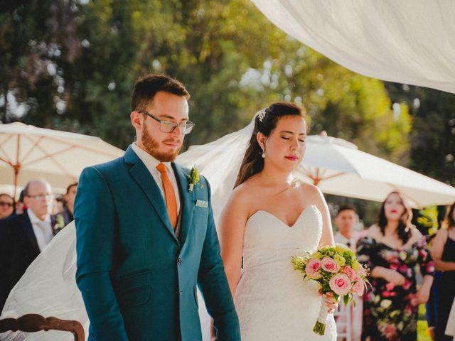 El matrimonio de Bastián y Karen en San Bernardo, Maipo 41