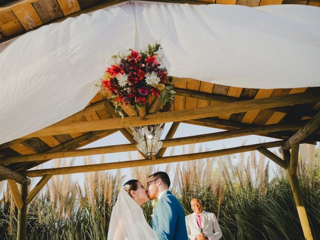 El matrimonio de Bastián y Karen en San Bernardo, Maipo 48