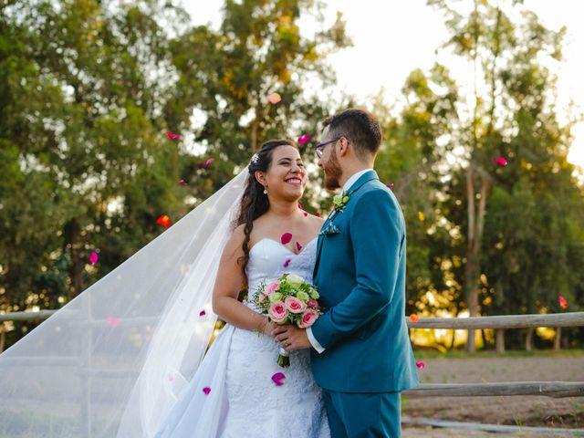 El matrimonio de Bastián y Karen en San Bernardo, Maipo 3