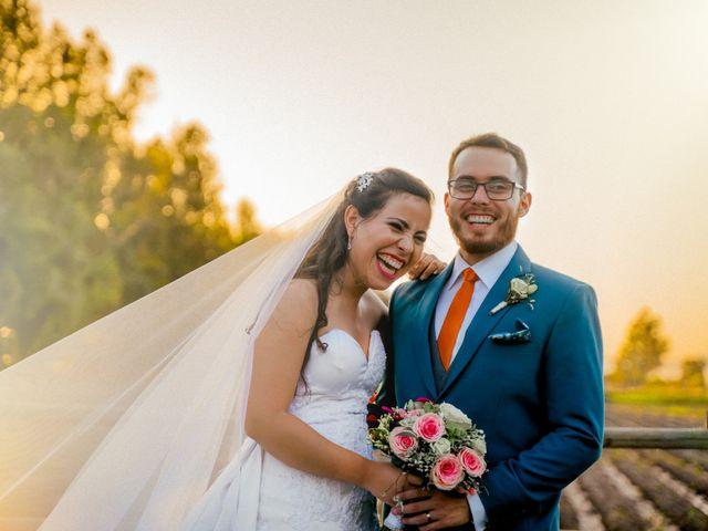 El matrimonio de Bastián y Karen en San Bernardo, Maipo 5