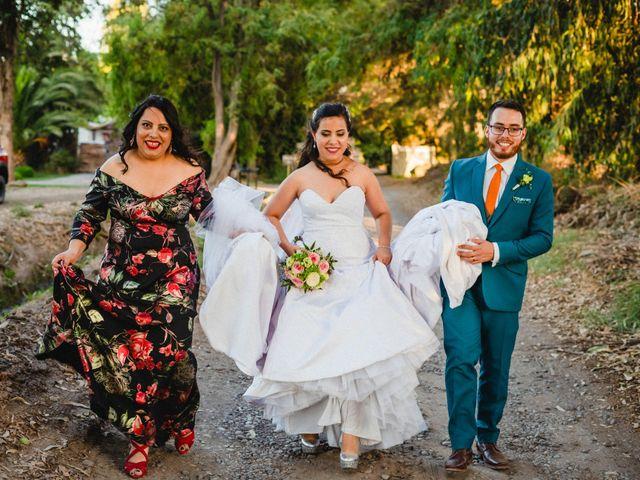 El matrimonio de Bastián y Karen en San Bernardo, Maipo 2
