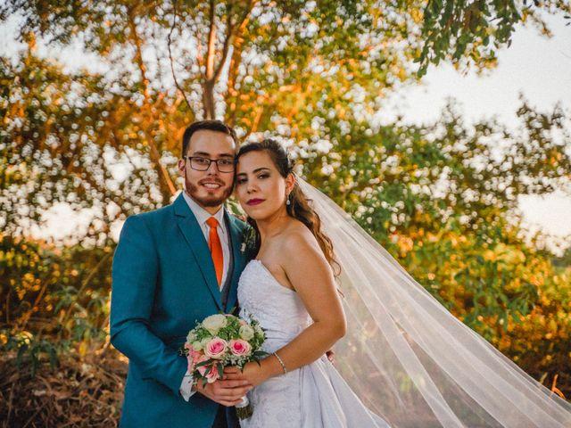 El matrimonio de Bastián y Karen en San Bernardo, Maipo 6