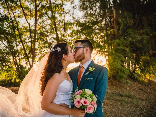 El matrimonio de Bastián y Karen en San Bernardo, Maipo 7