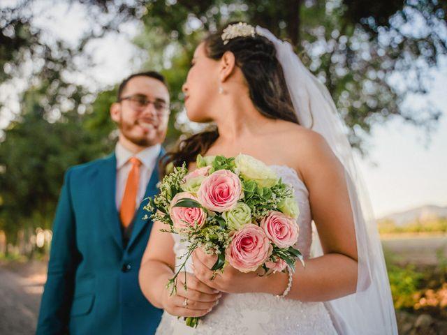 El matrimonio de Bastián y Karen en San Bernardo, Maipo 9