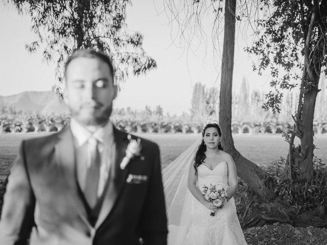 El matrimonio de Bastián y Karen en San Bernardo, Maipo 4