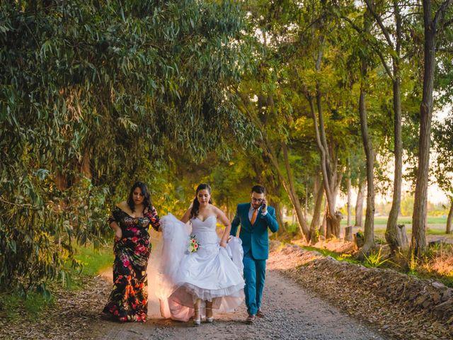 El matrimonio de Bastián y Karen en San Bernardo, Maipo 10