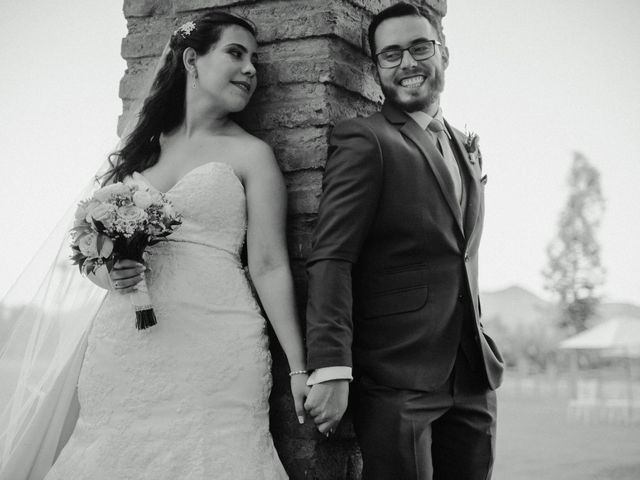 El matrimonio de Bastián y Karen en San Bernardo, Maipo 12