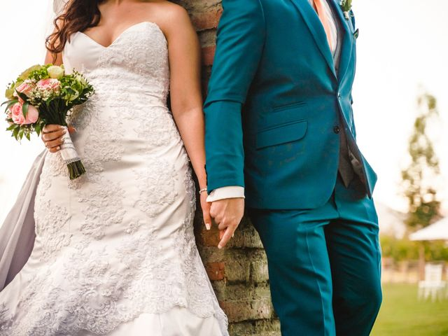 El matrimonio de Bastián y Karen en San Bernardo, Maipo 13