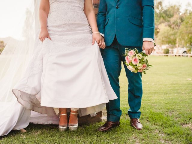 El matrimonio de Bastián y Karen en San Bernardo, Maipo 14
